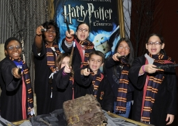 Выставка Harry Potter: The Exhibition